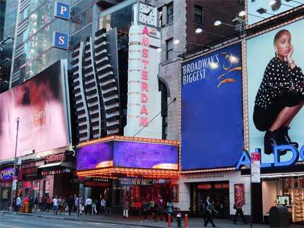New Amsterdam Theatre Inline