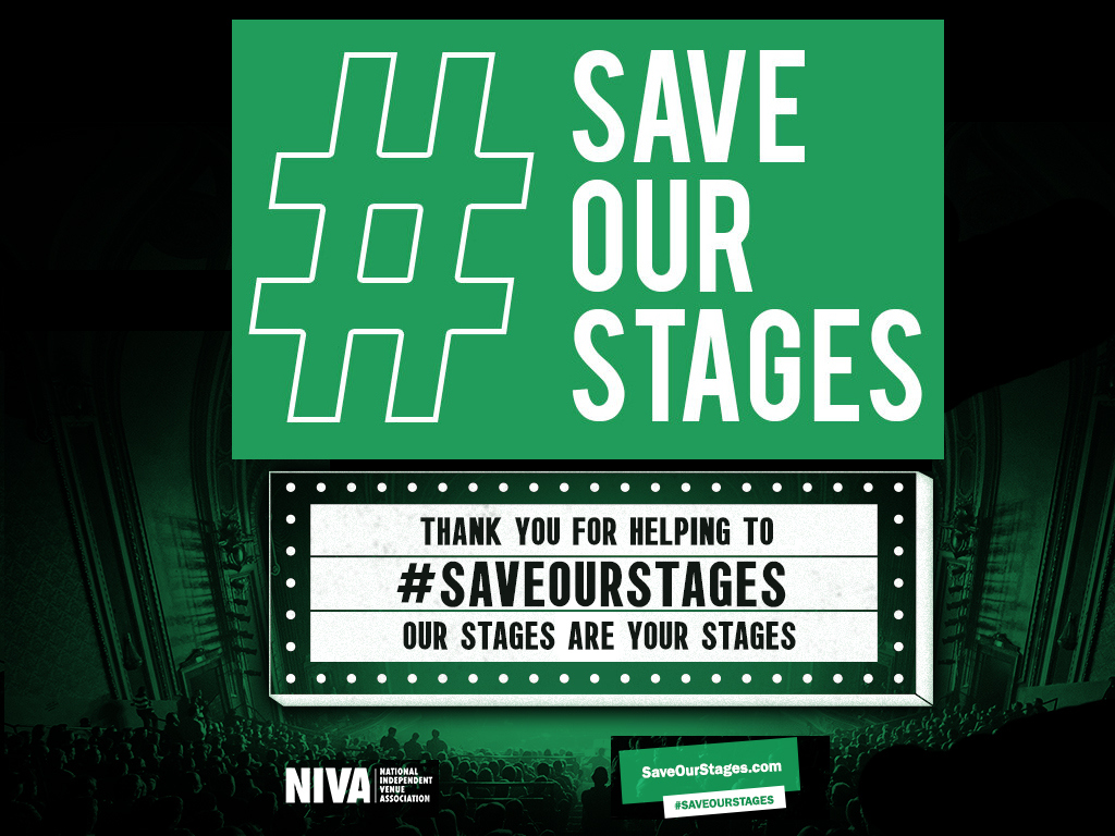 Broadways Save Our Stages