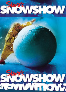 Slavs's SnowShow Broadway Show Poster