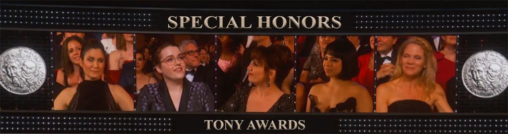 2019 Tony Awards Special Honors