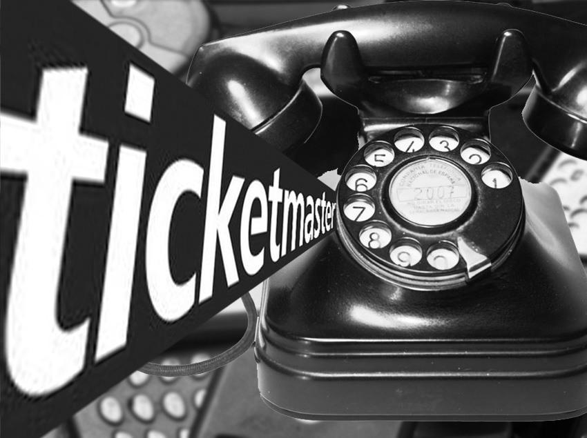 Ticketmaster Phone Numbers