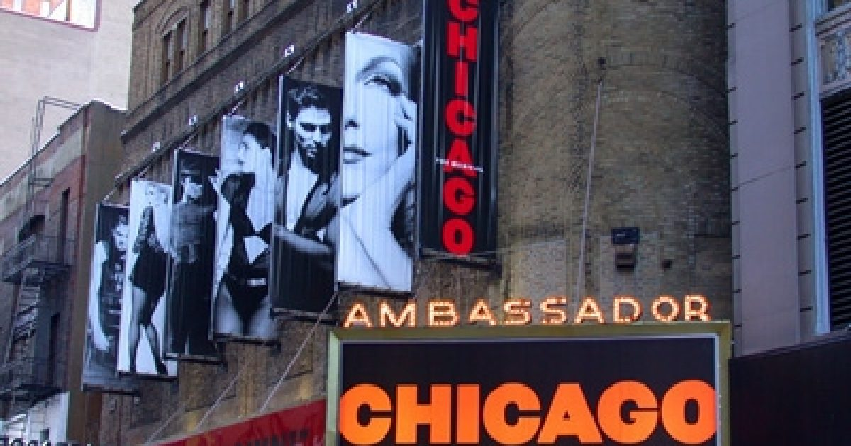 List of Broadway Show Theatres in NYC