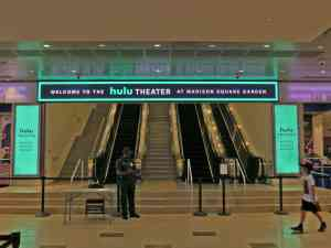 Hulu Theater at Madison Square Garden