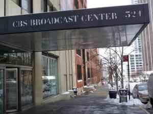CBS Broadcast Center Studio 57