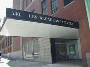 CBS Broadcast Center 530