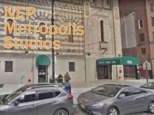 NEP Metropolis Studio 105