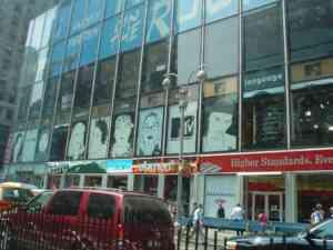 MTV Studios at Times Square