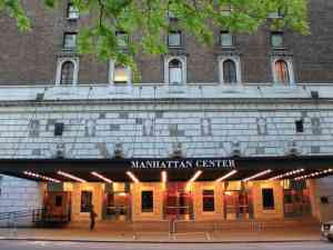 NEP TV-1 Manhattan Center