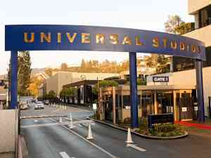 Universal Studios Stage 1