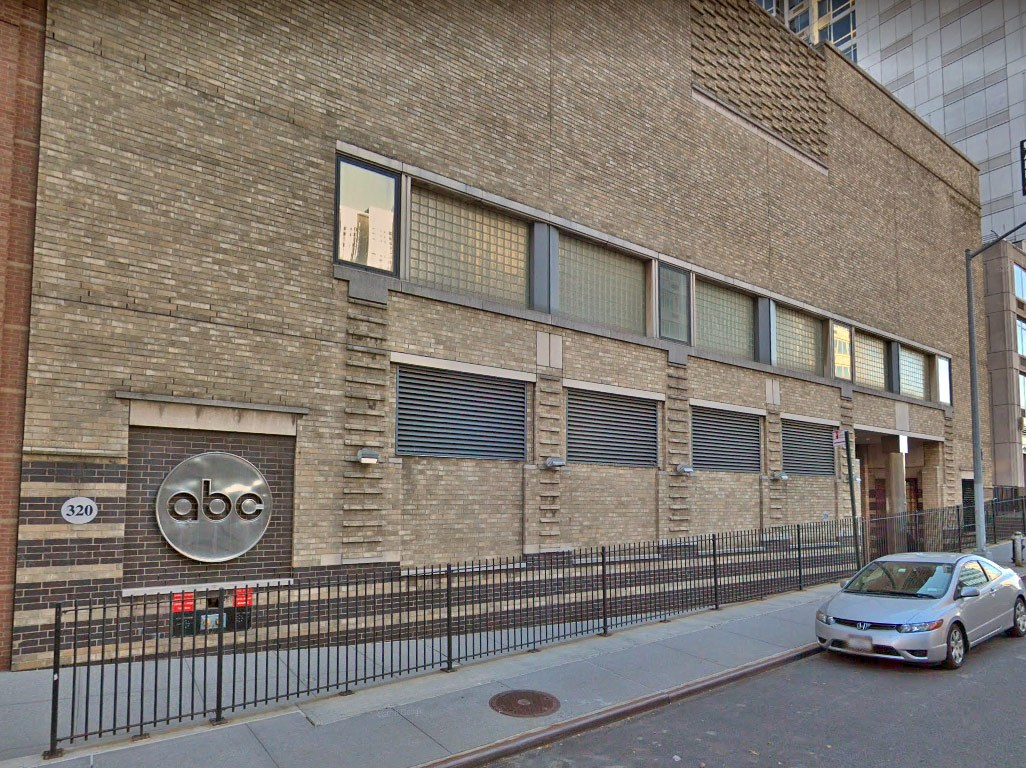 ABC Studio TV-1 320 West 66th Street