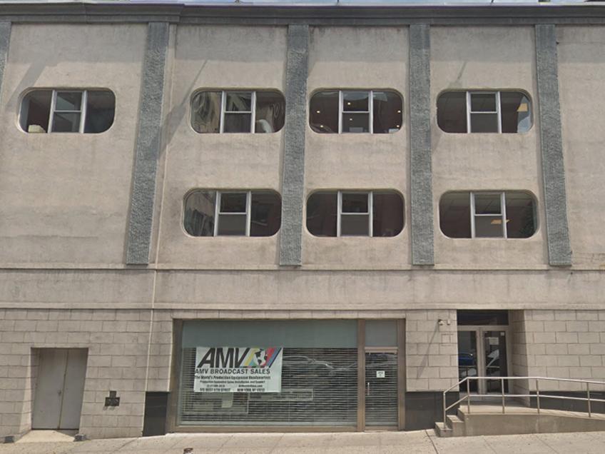 AMV Unitel Studio 57