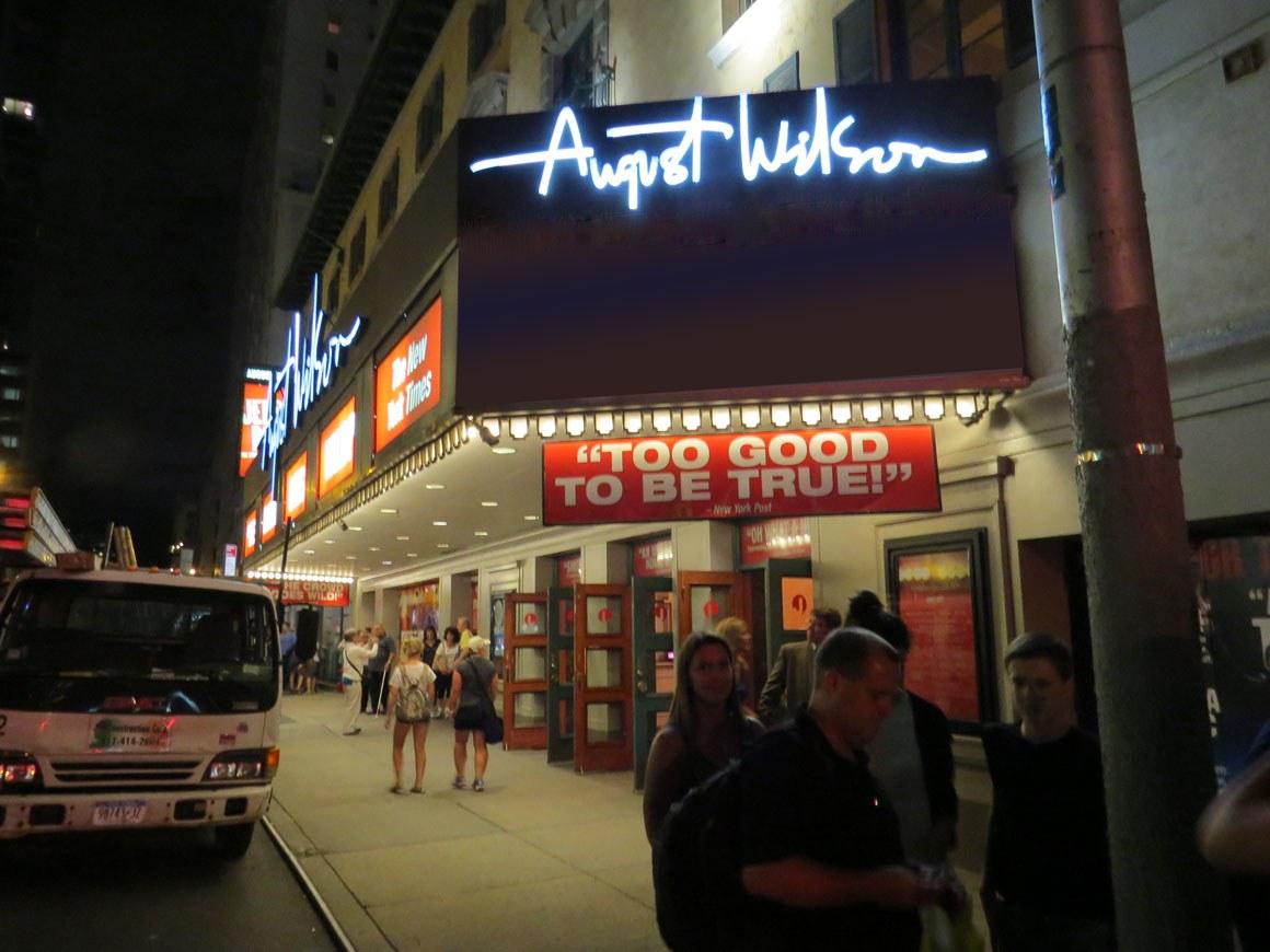 August Wilson Broadway Theatre