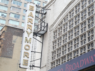 Barrymore Theatre on Broadway
