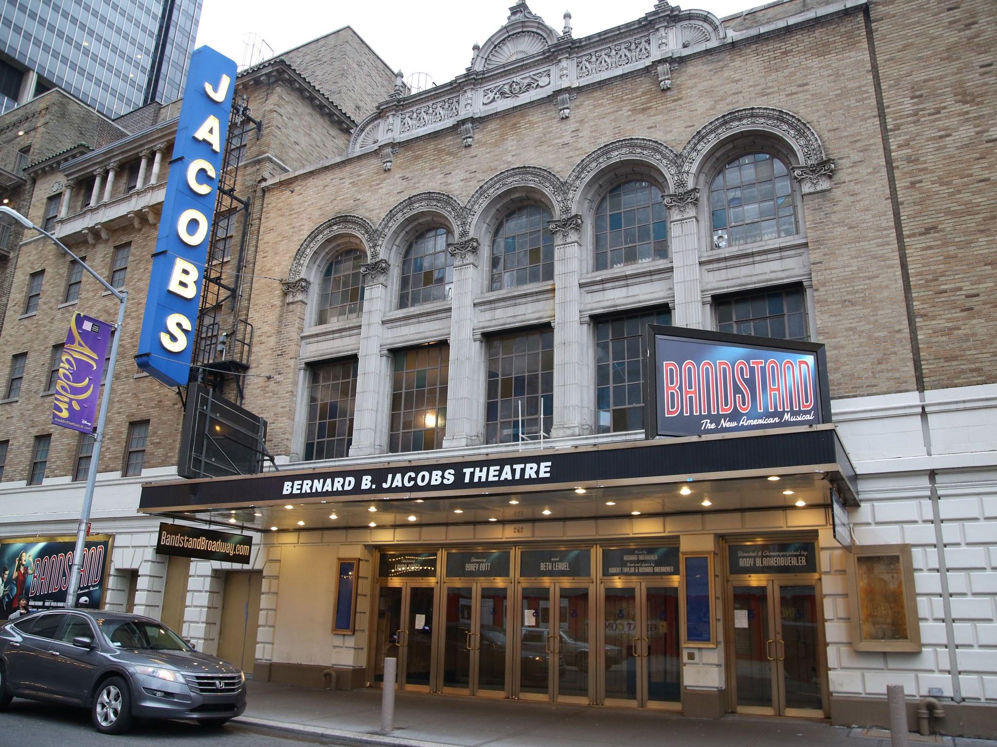 Bernard B Jacobs Theatre