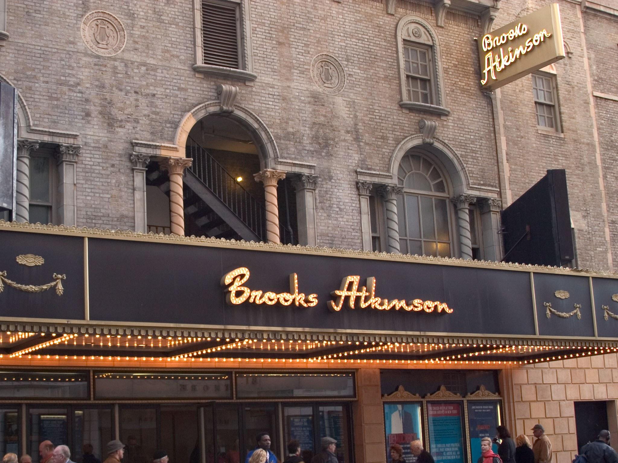 Brook Atkinson Broadway Theatre