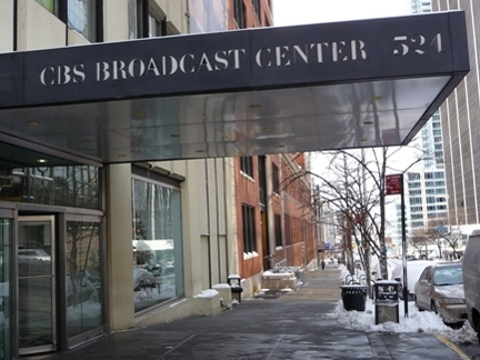 CBS Broadcast Center Studio 57