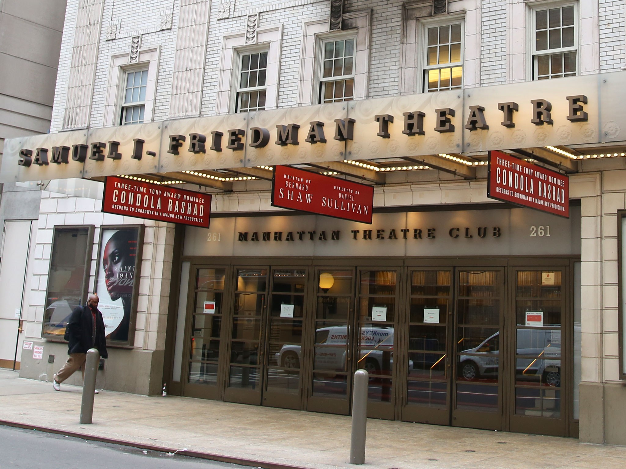 Samuel J Friedman Theatre