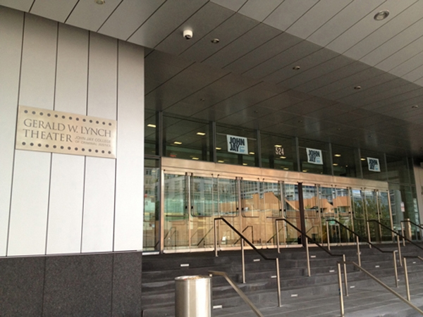 The Gerald W. Lynch Theater at John Jay College