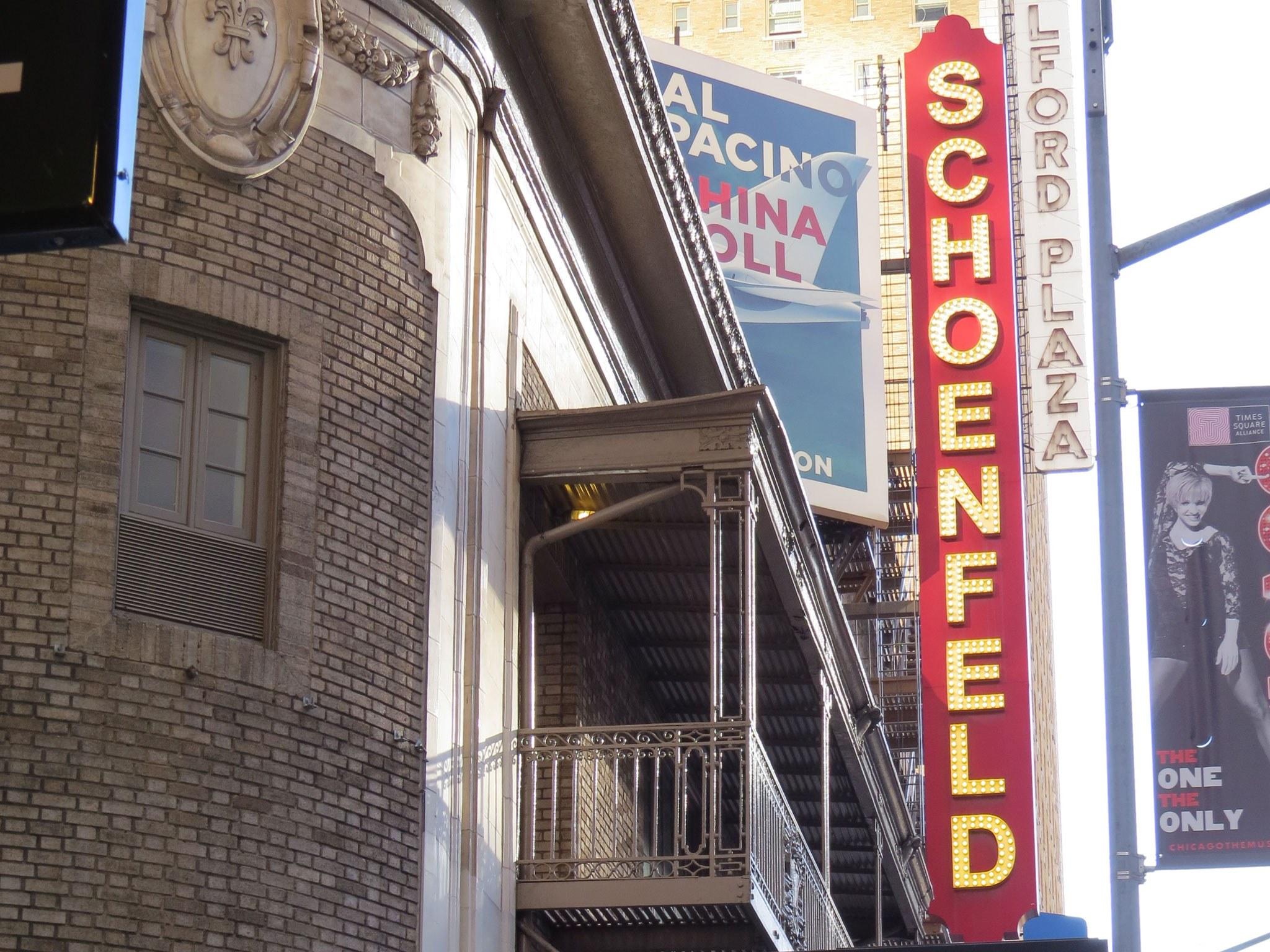 Gerald Schoenfeld Theatre On Broadway In Nyc