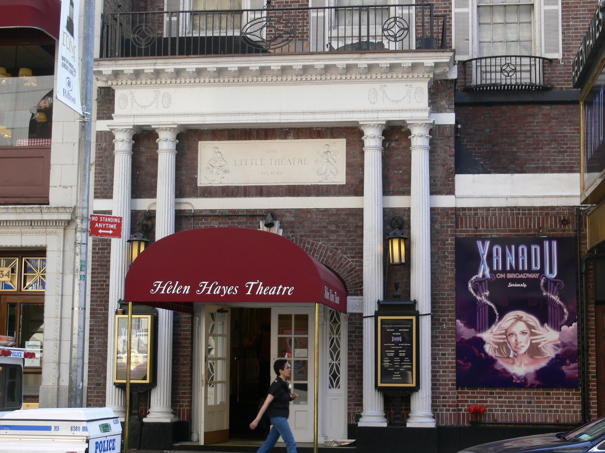 Helen Hayes Broadway Theatre