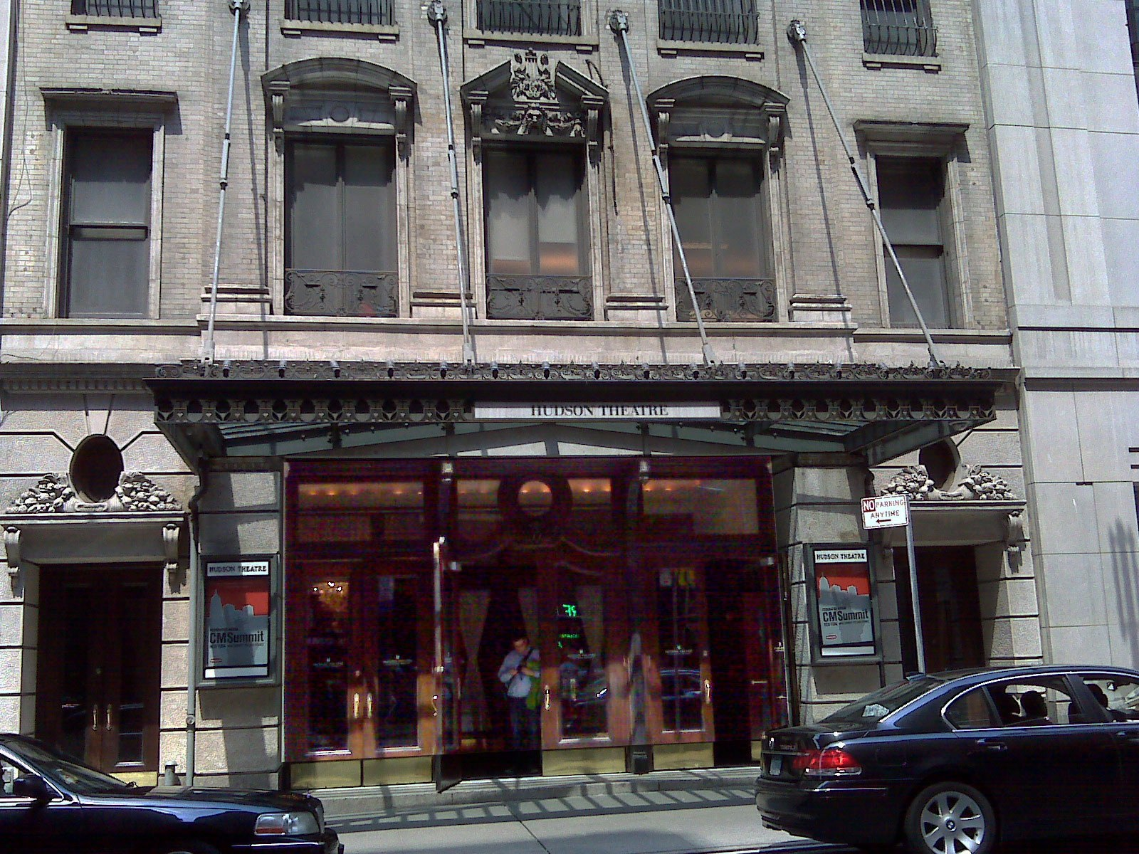 Hudson Theatre On Broadway In Nyc