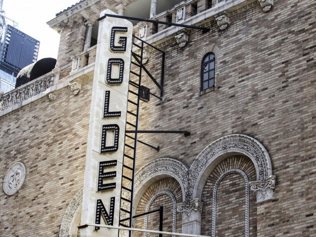 John Golden Broadway Theatre