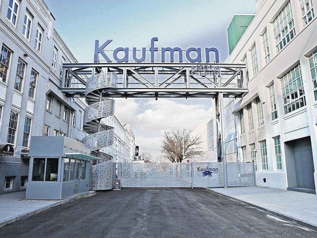 Kaufman Astoria Studios in Queens NYC
