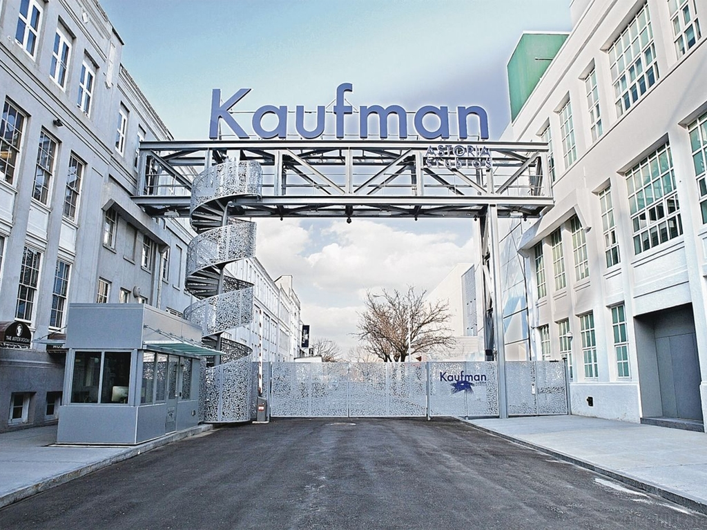 Kaufman Astoria Studios in Queens NYC