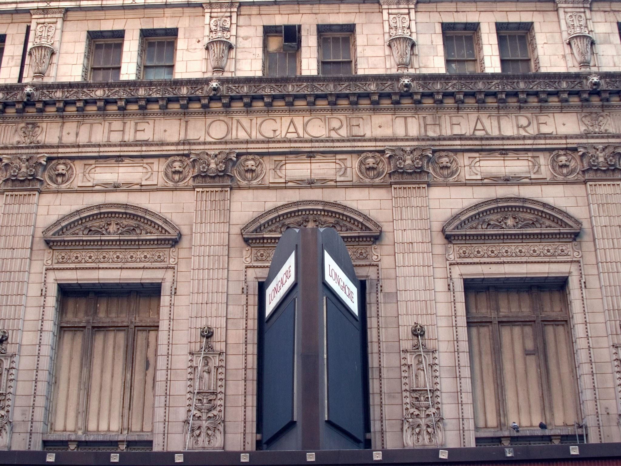 Broadway Longacre Theatre