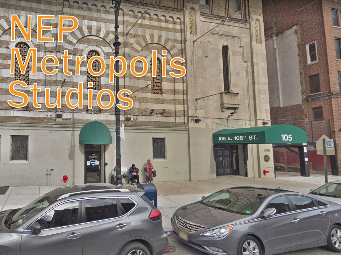 NEP Metropolis Studios NYC