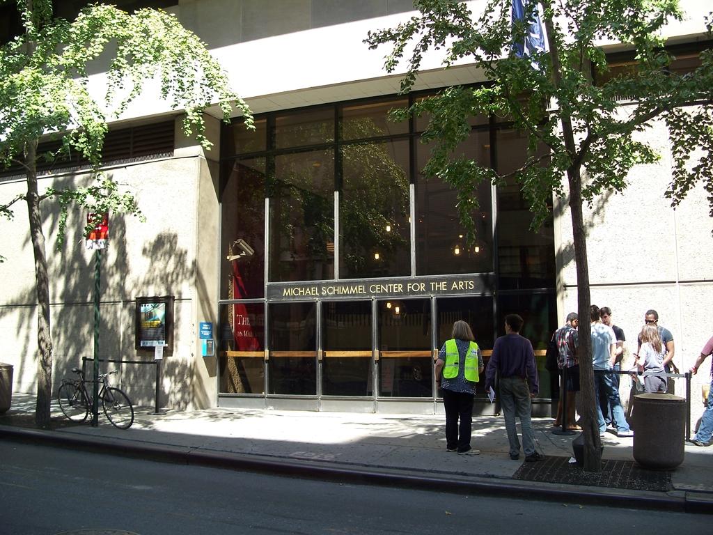 Michael Schimmel Center