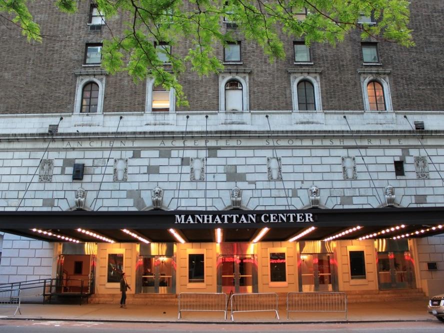 NEP TV-2 Manhattan Center