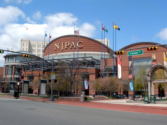 NJPAC (New Jersey Performing Arts Center)
