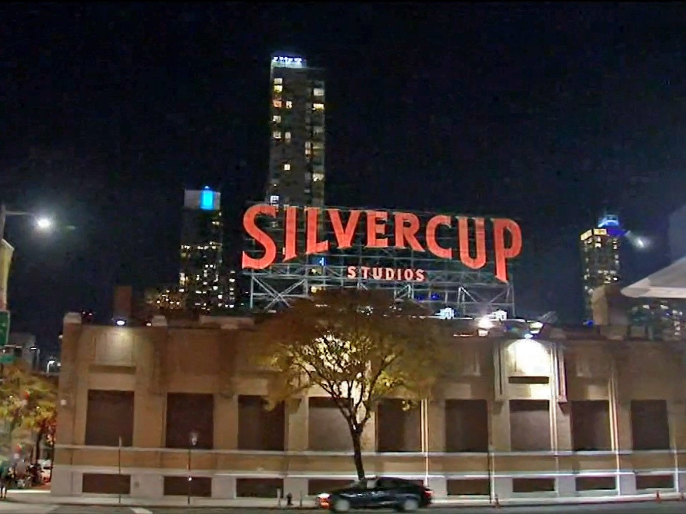 Silvercup Studios Long Island City NY