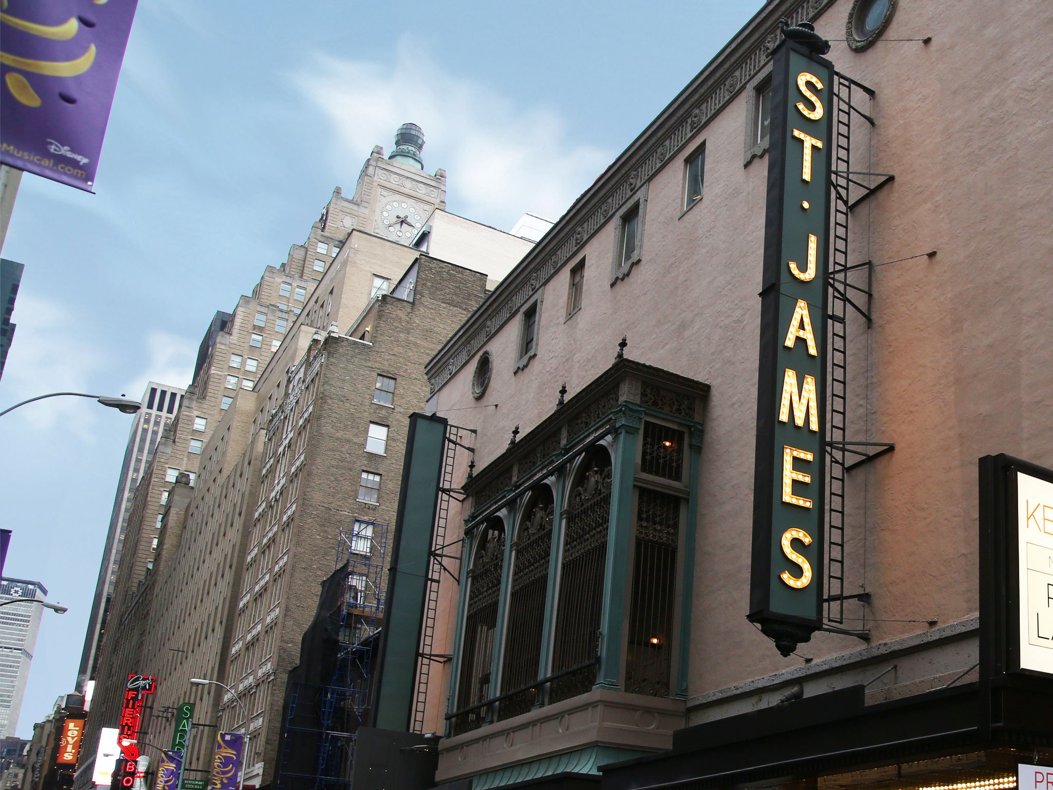St. James Theatre