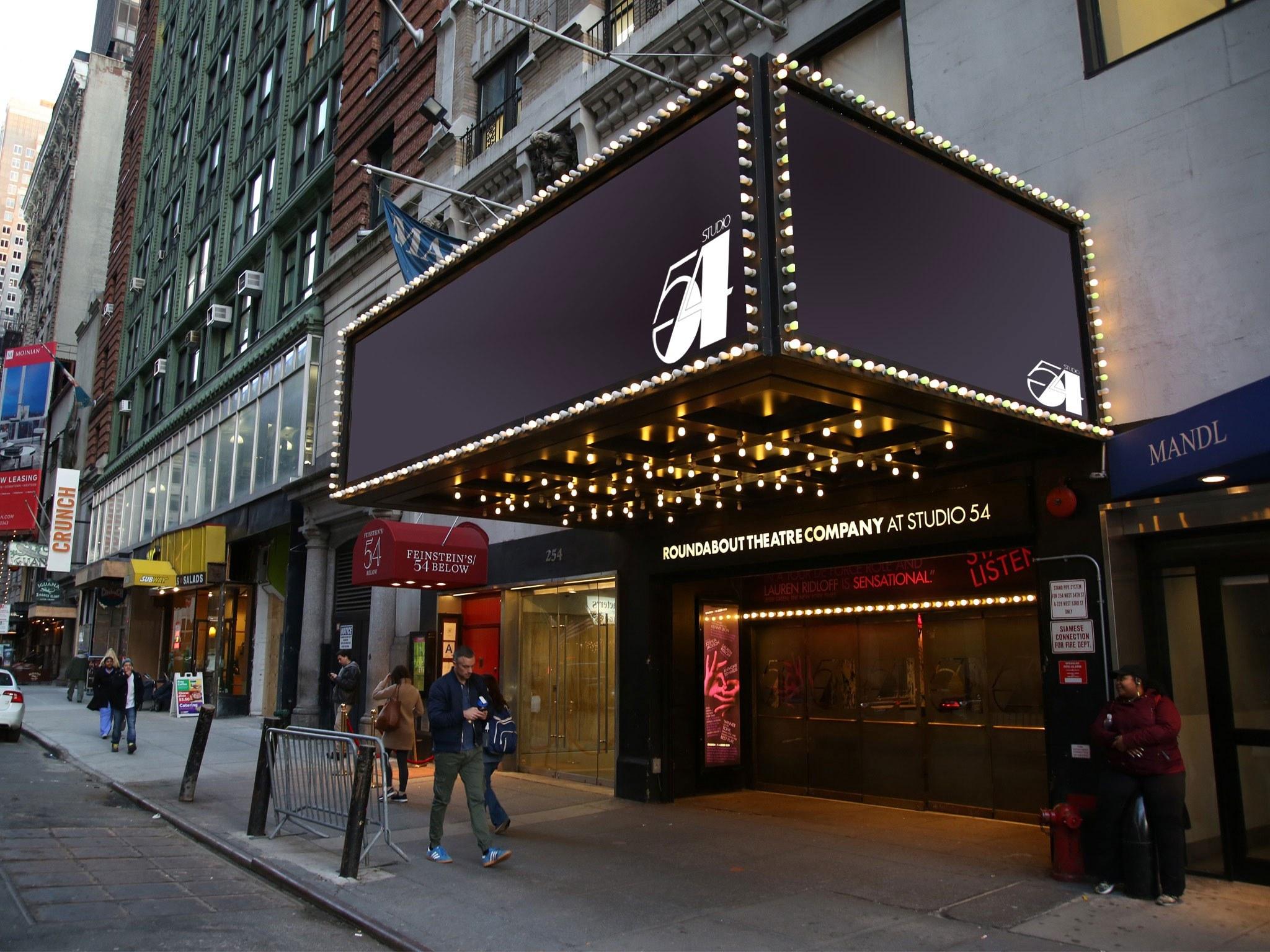 Studio 54 Broadway Theatre
